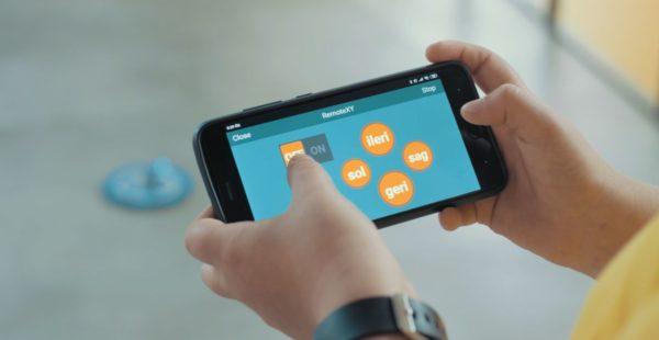 İlk yerli programlanabilir mini drone Arıkovanı'ndan havalanacak