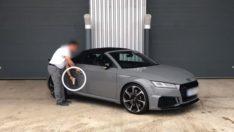10 Saniyede çalınan anahtarsız arabalar!
