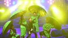 Buray'ın Harbiye konserine ünlü akını