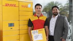 Akıllı dolap sistemi DHL SwipBox ile evde kargo bekleme dönemi sona eriyor