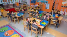 21. Yüzyılın Erken Çocukluk Eğitimi Bahçeşehir Kolejinde