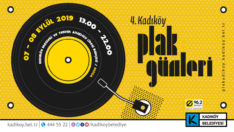 4. Kadıköy Plak Günleri Başlıyor