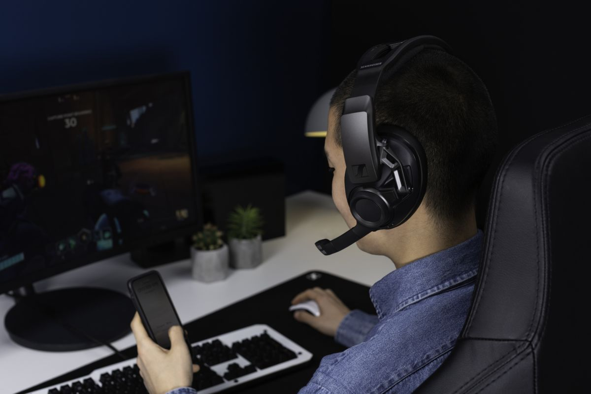 Oyunlarda mükemmel ses kalitesi Sennheiser ile özgürleşiyor