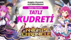 Knights Chronicle'a yeni kahramanlar Eurora ve Baskerville katıldı