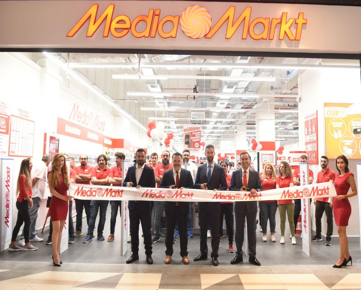 MediaMarkt'ta Çifte Açılış Coşkusu