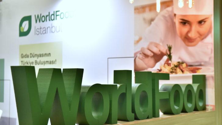 WorldFood İstanbul Fuarı'nda hedef gıda sektörü ihracatında durağanlığı aşmak