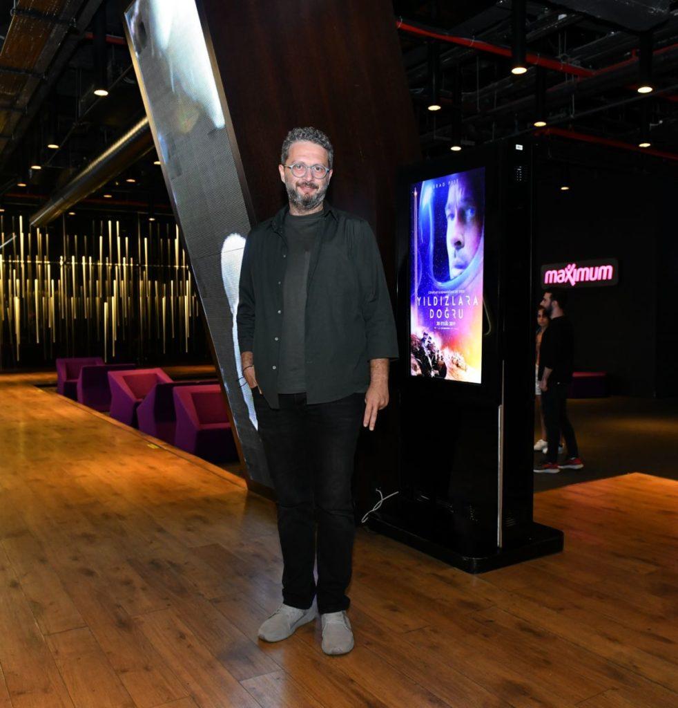 Brad Pitt'in Yeni Filmi Astra'nın Cinemaximum'daki Özel Gösterimine Ünlü İsimler Katıldı.