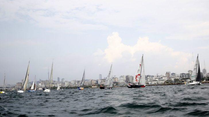4. Deniz Kızı Ulusal Kadın Yelken Kupası'nın sahibi MSI Sailing Team AG Yelken Takımı oldu