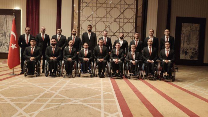Ampute Futbol Milli Takımı ve Tekerlekli Sandalye Basketbol Takımı'nın resmi giyim sponsoru Altınyıldız Classics