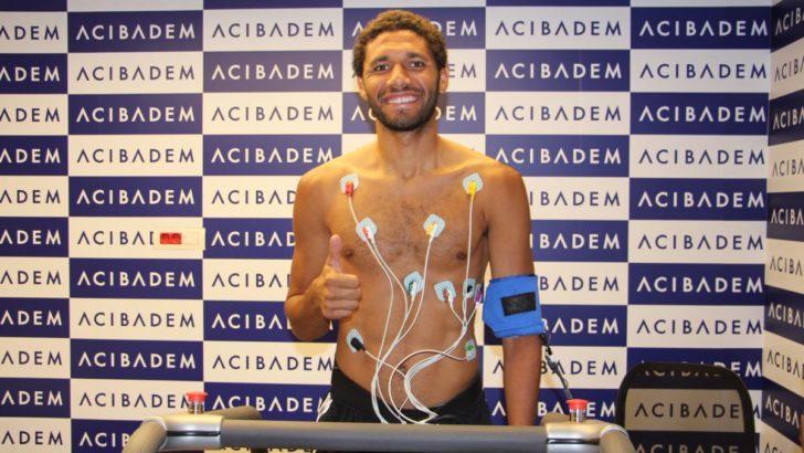 Beşiktaş Futbol Takımı'nın yeni transferi sağlık kontrolünden geçti