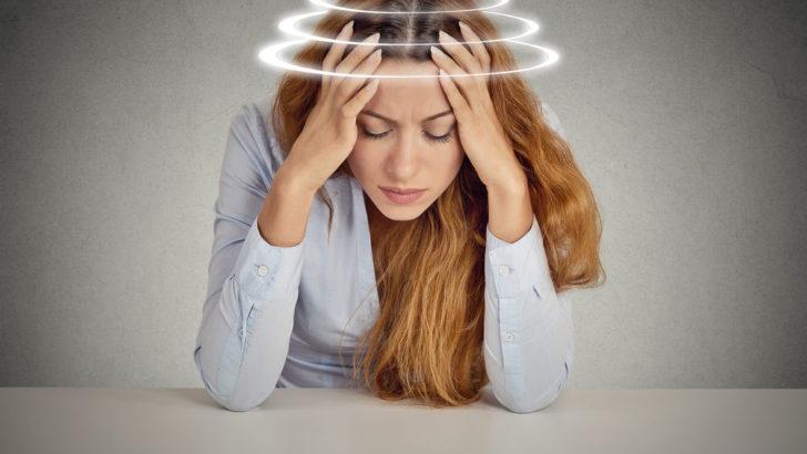 Beyne denge algısı yeniden öğretiliyor! Vertigo dengenizi bozmasın!