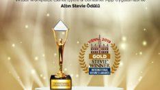 """Bilkom'un """"Sanal İşyeri"""" projesine Altın Stevie Ödülü"""