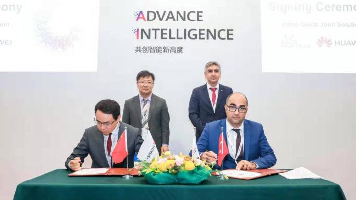 Huawei ve HAVELSAN'dan teknolojik işbirliği