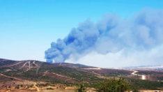 İstanbul Tuzla'da Korkutan Büyük Yangın!