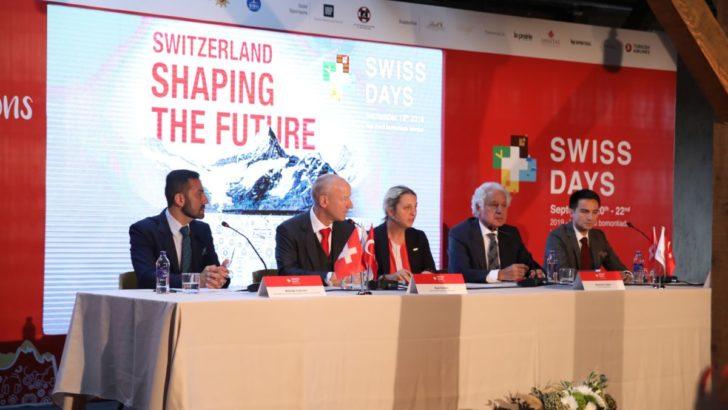 """İstanbul'da ilk kez düzenlenecek """"Swiss Days 2019"""" beklentilerin çok ötesinde başlıyor!"""