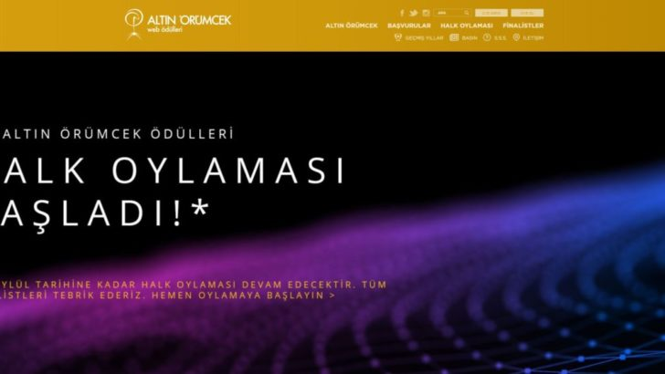 Kadıköy Belediyesi Altın Örümcek'te Finalde