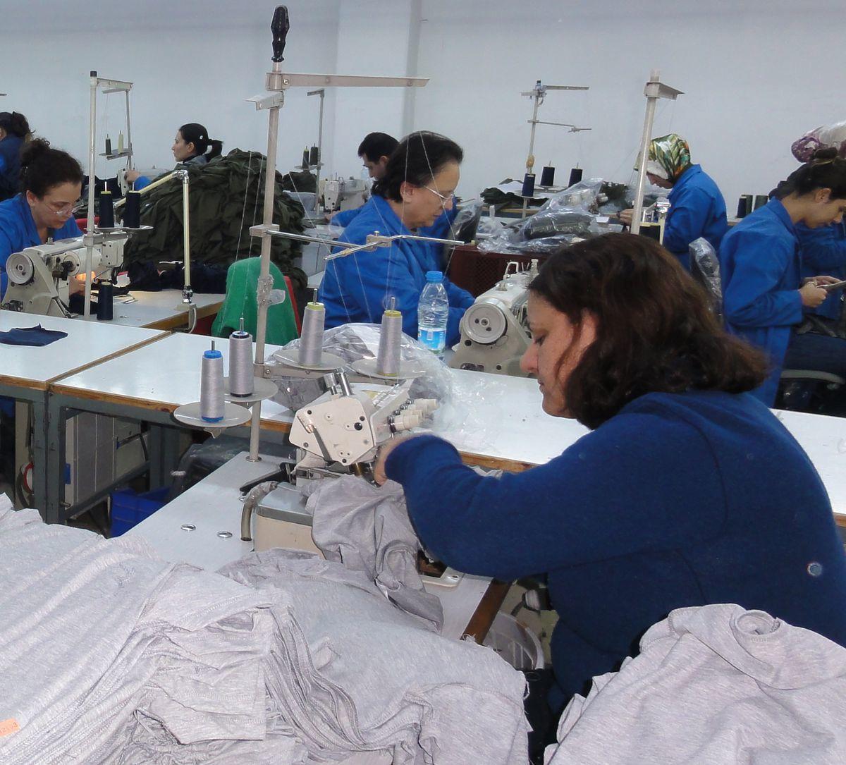 Konfeksiyon ihracatçılarından Almanya'ya 5 milyar dolar ihracat hedefi