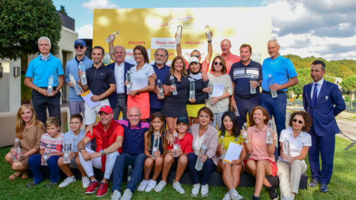 Pegasus Golf Challenge Turnuvası Kemer Country Club'ta 11. Kez Gerçekleştirildi