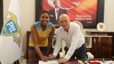 PTTSpor Kadın Voleybol Takımında Önemli Transfer