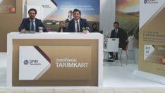 QNB Finansbank Tarım ve Teknoloji Günleri'nde CardFinans TarımKart'ı anlatacak