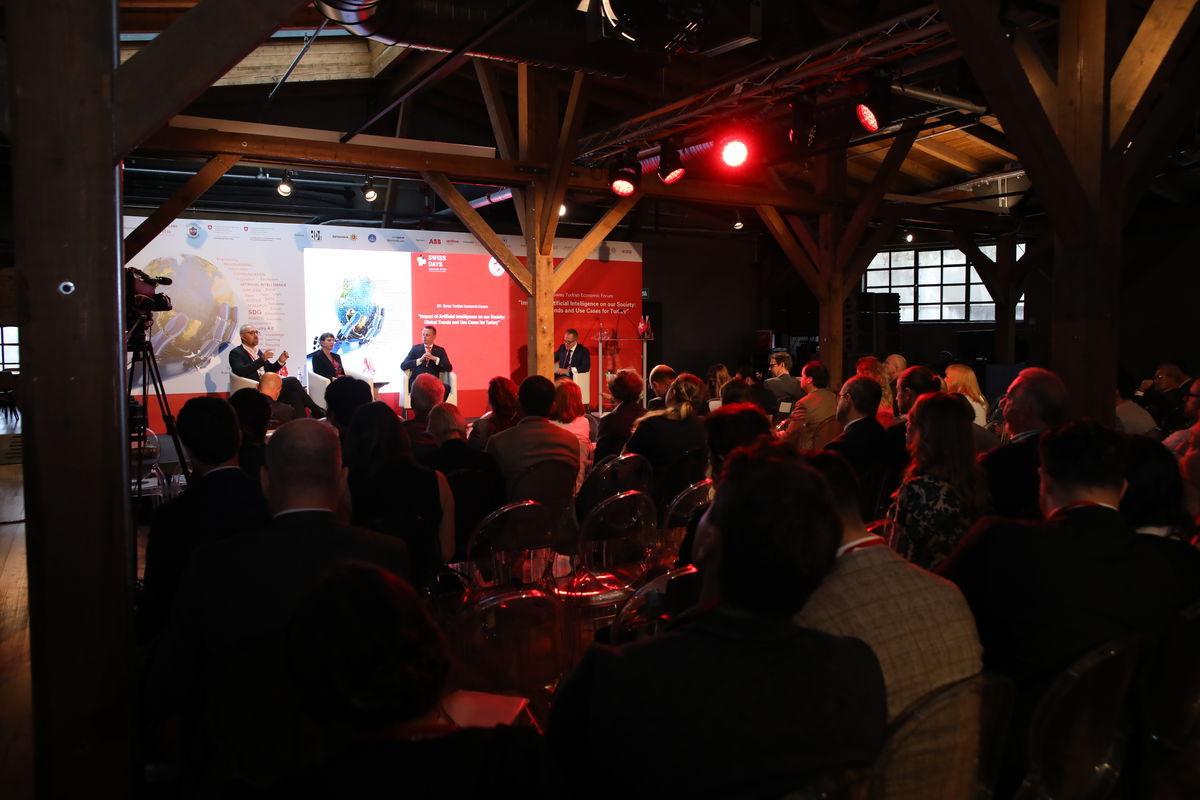 """Swiss Days 2019'a """"İsviçre Türkiye Ekonomik Forumu"""" damga vurdu"""