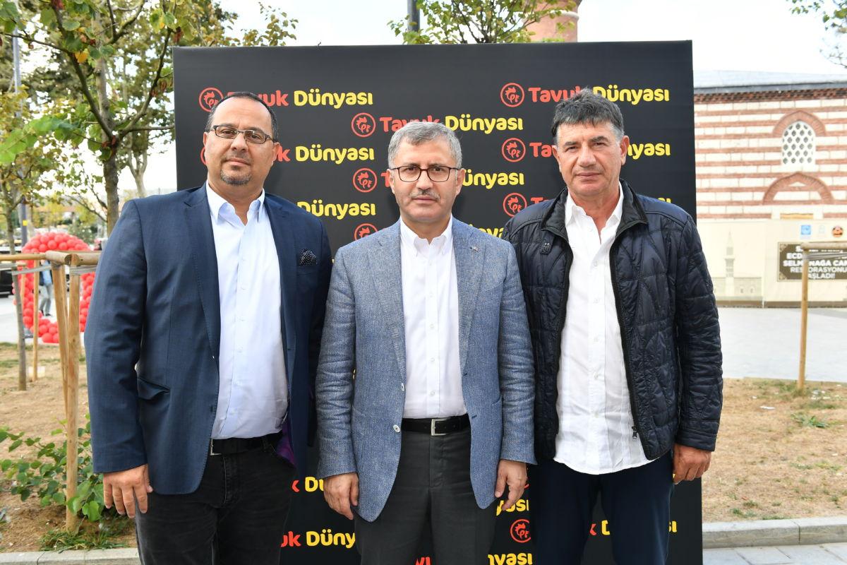 Tavuk Dünyası Türkiye'de tam 200 şubeye ulaştı