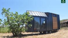 Tekerlekli küçük evler dünyayı evinizin arsası yapıyor