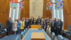 Türk-İngiliz Ticaret ve Sanayi Odası, TÜGİAD ile işbirliği yaptı