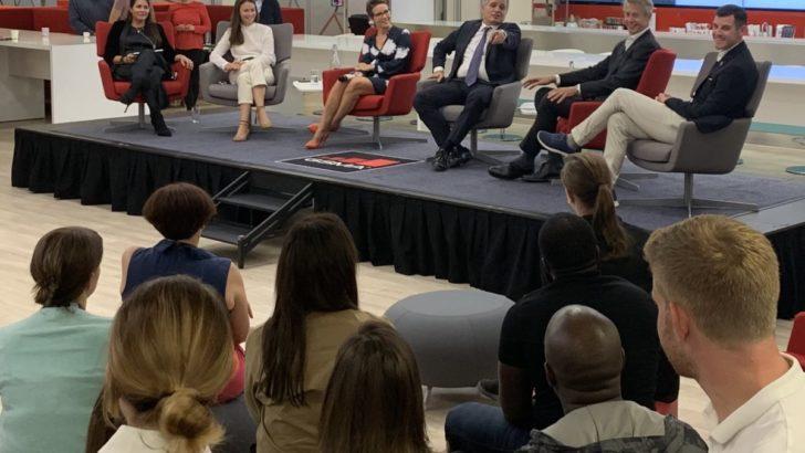Turkcell Londra'da dijital ekonomi ve 5G konuştu