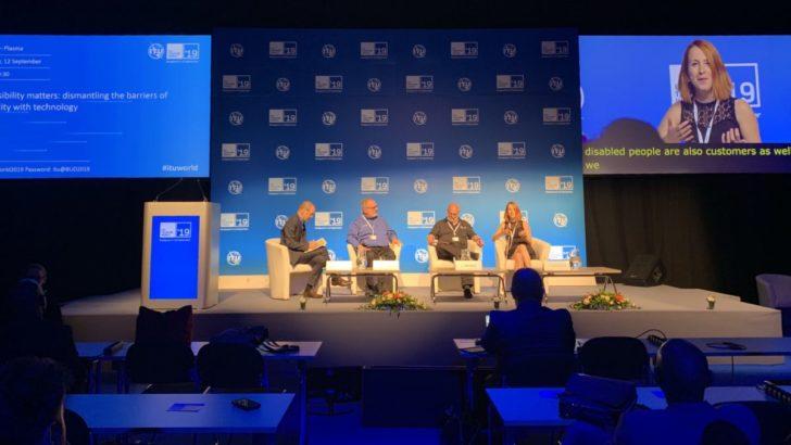 Turkcell'in engelleri kaldıran uygulamaları global teknoloji zirvesinde alkışlandı