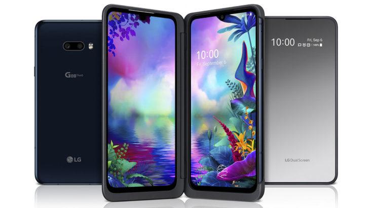 Yeni LG Çift Ekranlı Telefonla Mobil Kullanım Keyfi