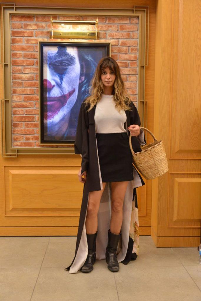 Joaquin Phoenix'in Joker Filminin Ön Gösterimi Yapıldı.