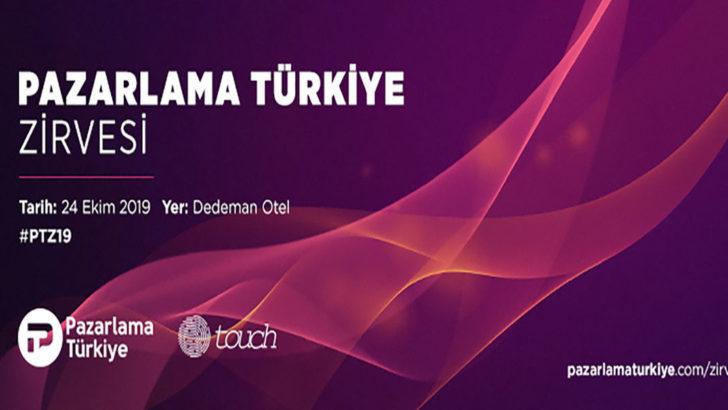 CEO'lar Pazarlama Türkiye Zirvesi'nde Buluşuyor