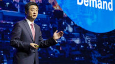 "Huawei CEO'su Ken Hu ""Dijital Birlikteliğe İnancımız Tam"""