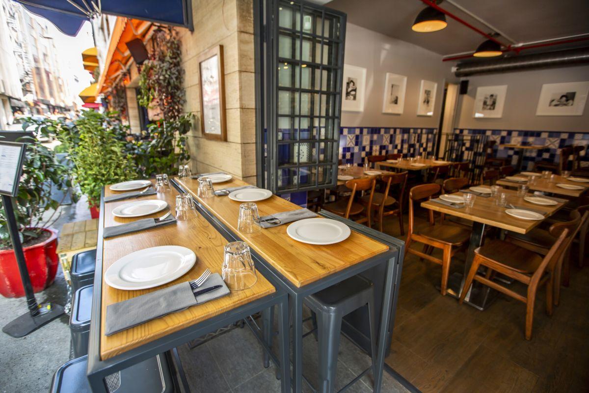 Karaköy'ün En Yeni İtalyanı Un Po' Restoran Açıldı