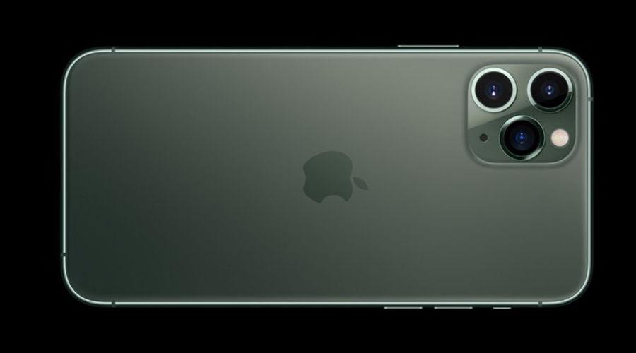 iPhone 11 için gece mesaisi