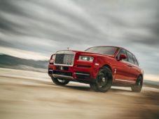 Rolls-Royce tarihinin ilk SUV modeli Cullinan özel bir davetle tanıtıldı