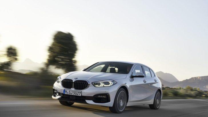 Yeni BMW 1 Serisi Türkiye'de