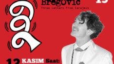 Festival izleyicisi Goran Bregovic'e doymuyor!