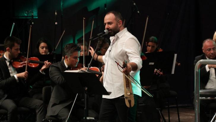 Karadeniz Türküleri Senfoni ile Buluştu