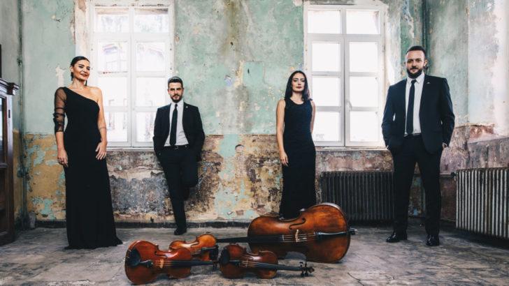 "Pera Müzesi'nden ""Semplice Quartet"" ile Sohbet ve Bach Dinletisi"
