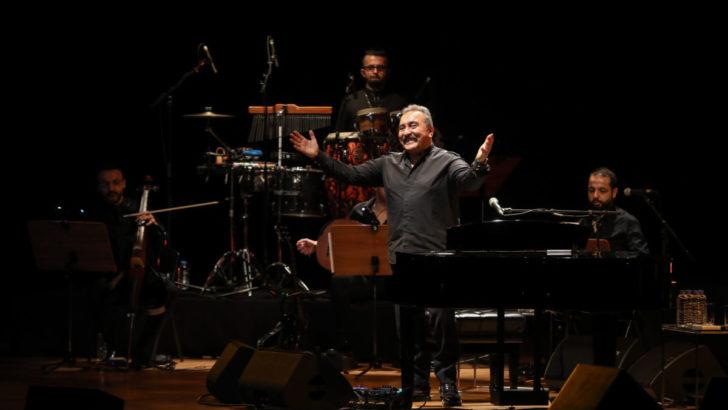 Ümit Besen, Kalben, Selin ve Melike Şahin'den unutulmaz konser
