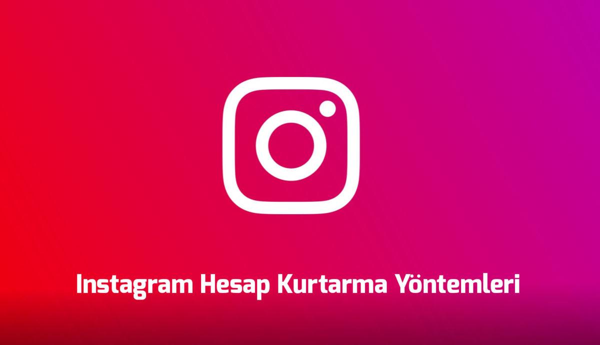 En Etkili Instagram Hesap Kurtarma Yolları