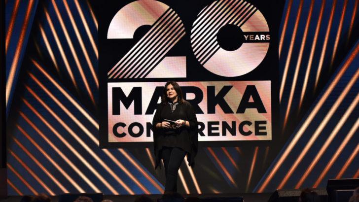 Gözler İstanbul'da, İstanbul MARKA Konferansı'nda