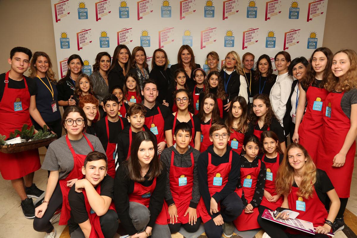 Tohum Otizm Vakfı Alışveriş Festivali 12'nci kez kapılarını açtı