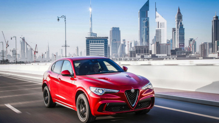 Alfa Romeo ve Jeep, 2020'de Vites Yükseltiyor!