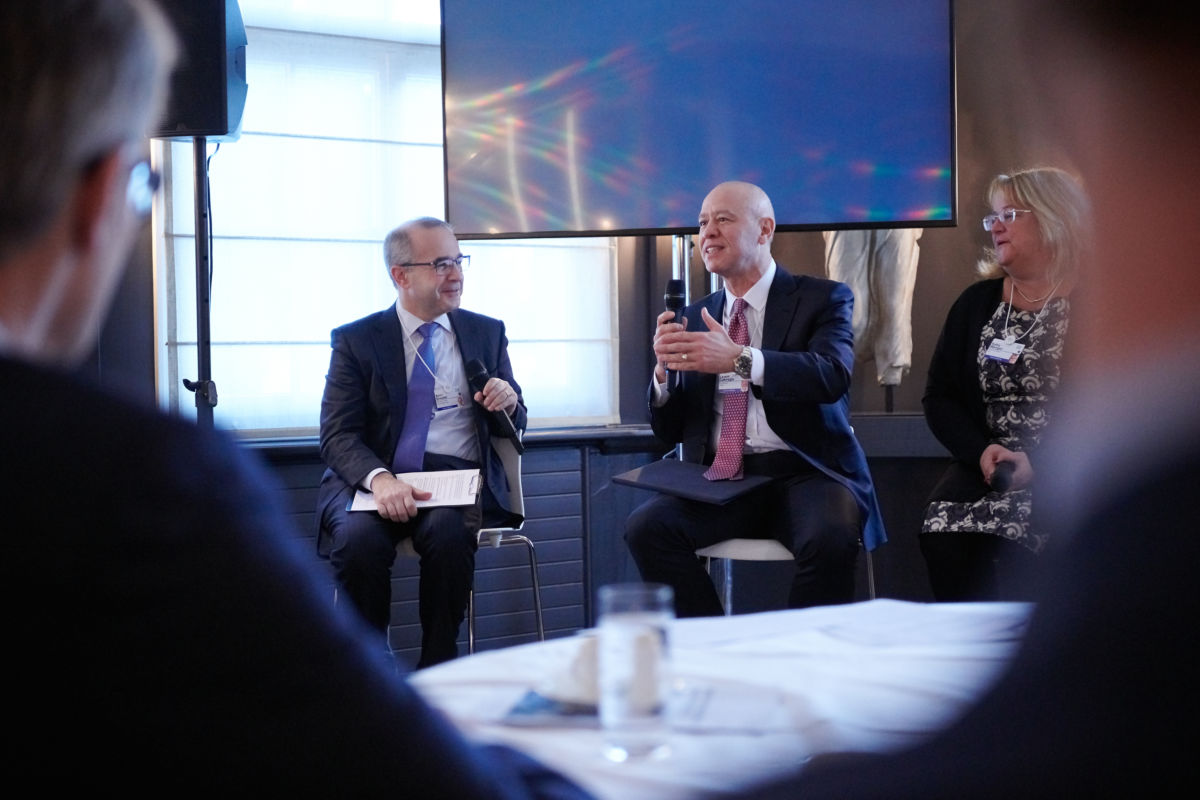 Türk CEO Dünya Liderlerine Dijital Dönüşümü Anlattı