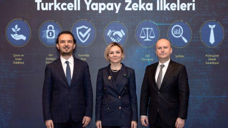 Turkcell Yapay Zeka İlkeleri'ni açıkladı, geleceğe yedi büyük taahhüt verdi