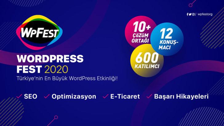 WordPress tutkunları WPFest'te buluşuyor