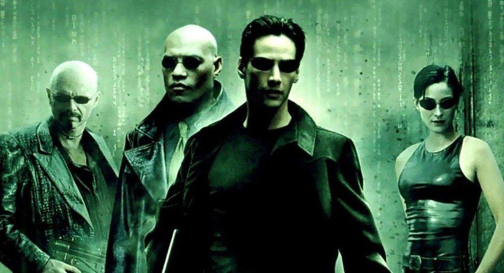 4. Matrix Filminin Setinden İlk Görüntüler Geldi!